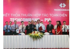 Legalserco deal: Techcombank and PVI ink deal to boost business cooperation
